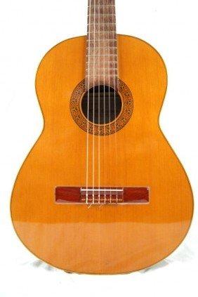 """M.G. Contreras Sr. Classical Guitar """"Guitarreria"""""""