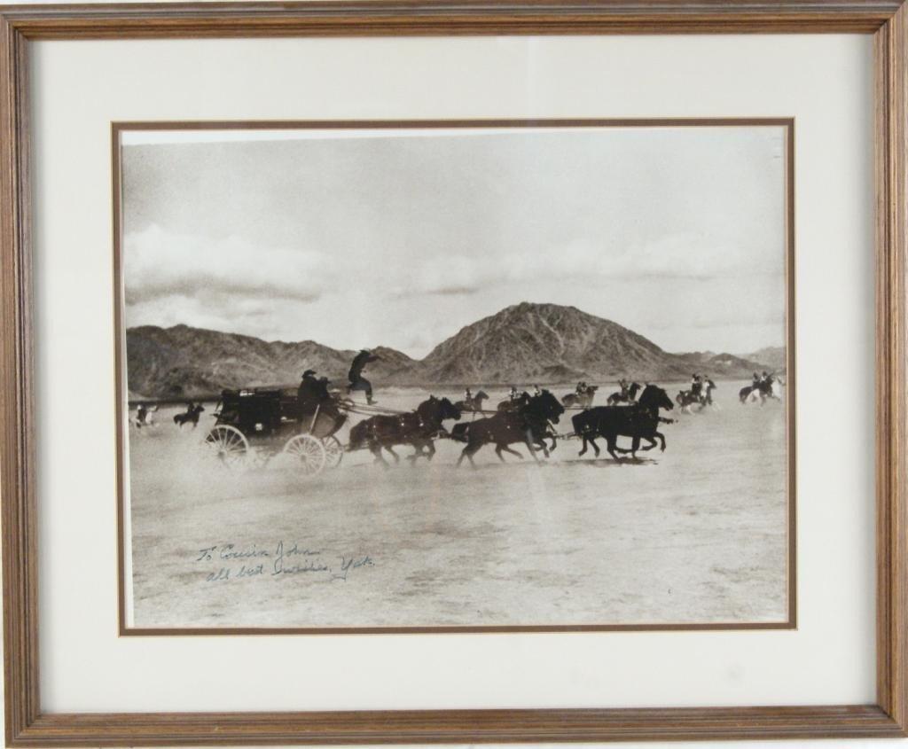 183: Photograph of  Yakima Canutt - World's Champion