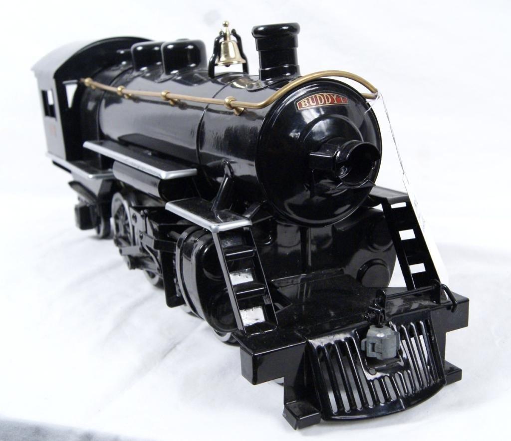 177: Buddy L Outdoor Railroad 963 locomotive & Tender