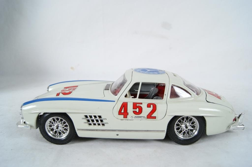 58: Collection of 9 Die-Cast Race Cars - 8