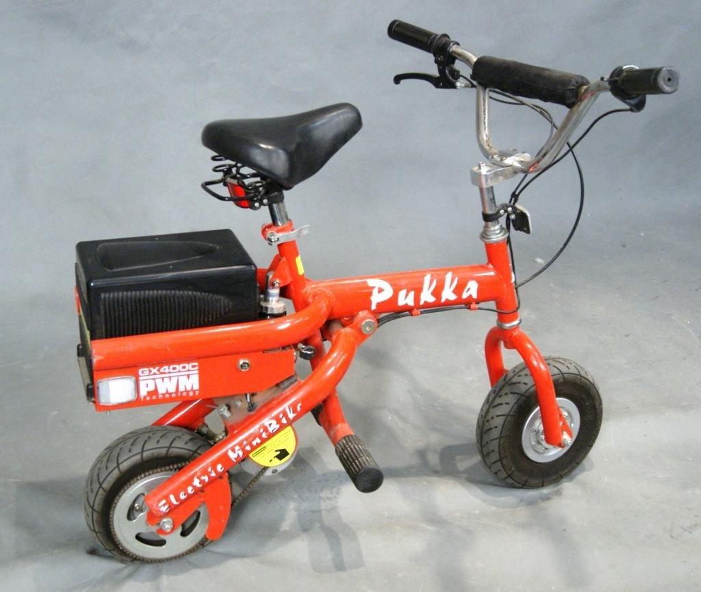 85: Pukka Electric Mini-bikes GX400C - 3