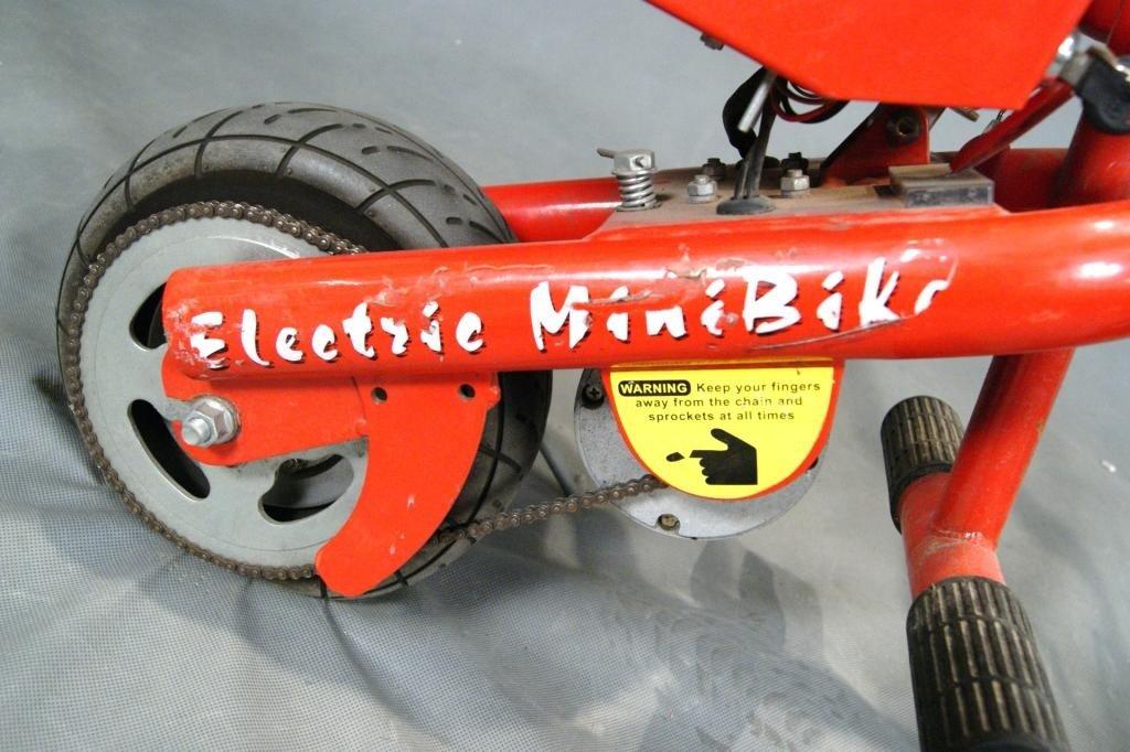85: Pukka Electric Mini-bikes GX400C - 6