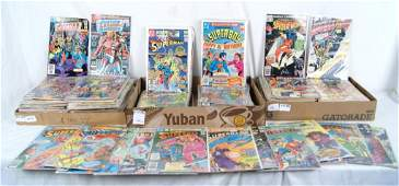 190 Silver  Bronze Age Comic books  Superman