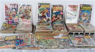 191 Bronze  Silver Age Comic BooksXMen Daredevil