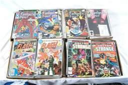 311 Bronze  Silver Age Comic Books  Flash Dr Stange