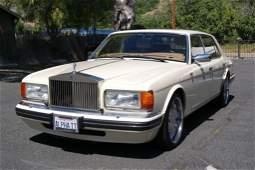 199: 1996 Rolls Royce Silver Spur