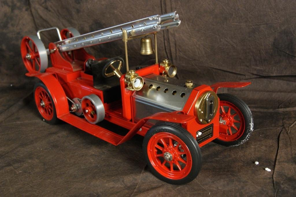 5: Mamod Live Steam Fire engine w/ box