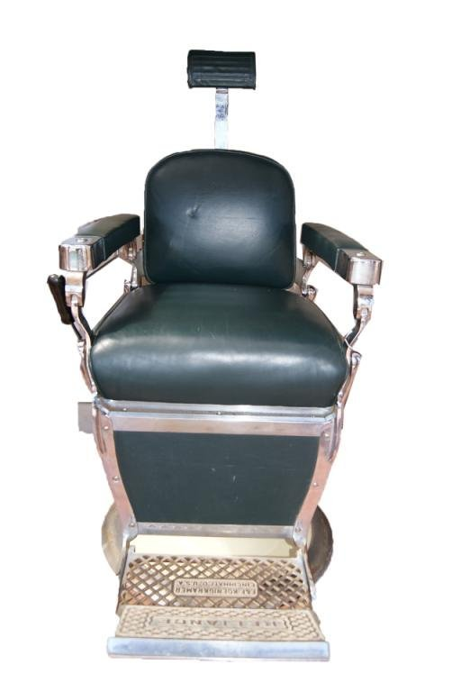 Reliance antique Barber chair