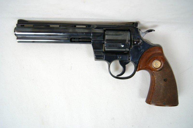 483: Colt .357 Magnum CTG Python #58199