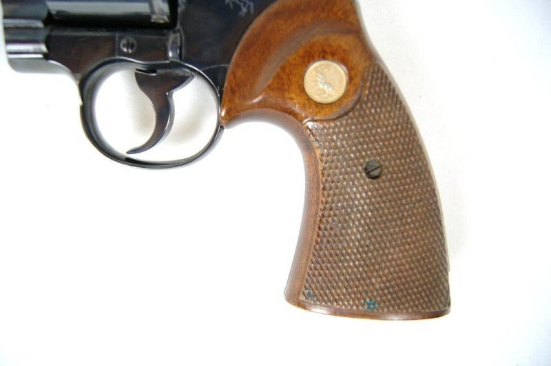 483: Colt .357 Magnum CTG Python #58199 - 4