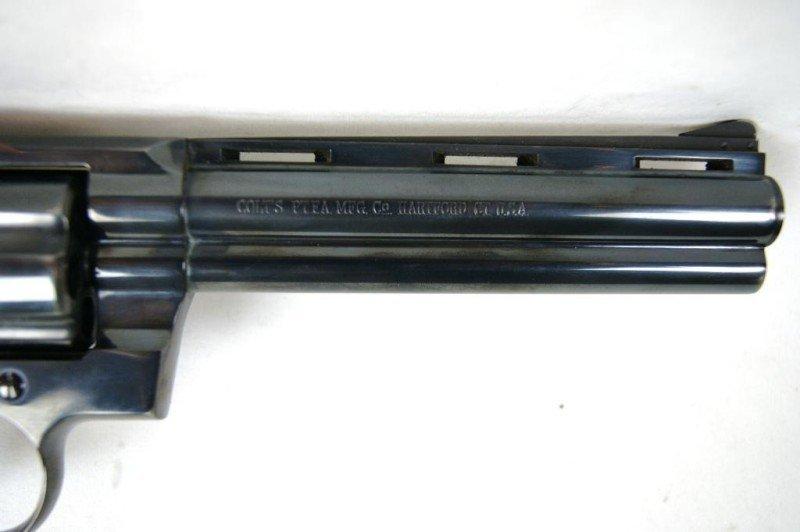 483: Colt .357 Magnum CTG Python #58199 - 6