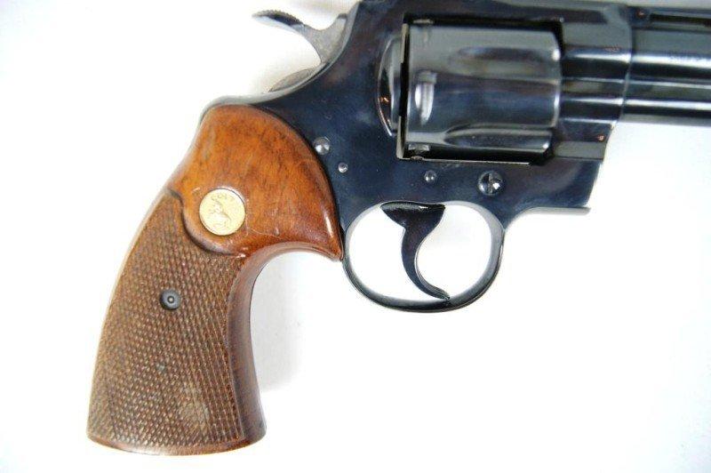 483: Colt .357 Magnum CTG Python #58199 - 7