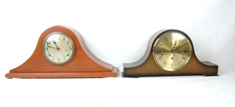 9: Gilbert & Tradition Mantle clocks - 2