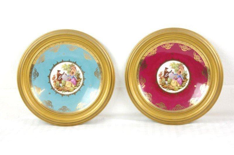 11: Bavaria portrait plates - 2