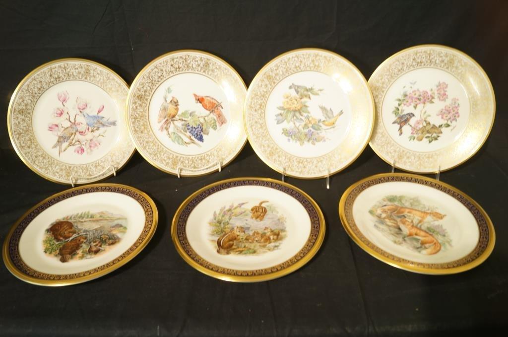 Lenox plates - 7