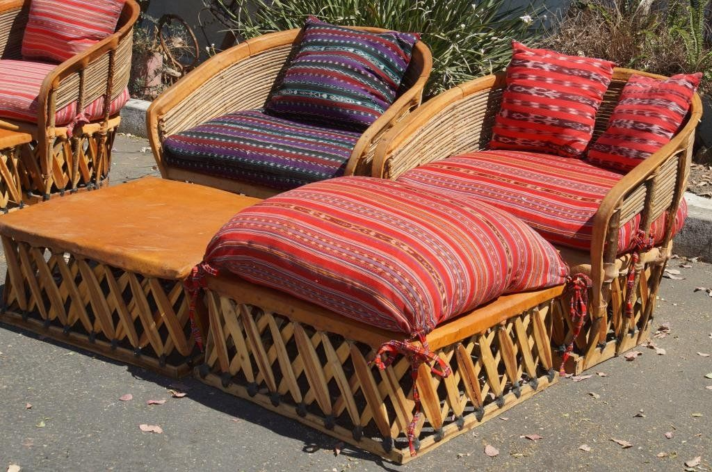 Equipale Mexican Patio Furniture, Mexican Outdoor Furniture