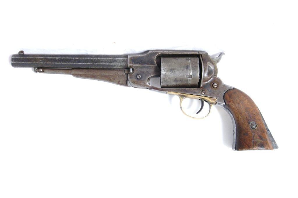 "Remington ""Beals"" conversion Revolver Relic"
