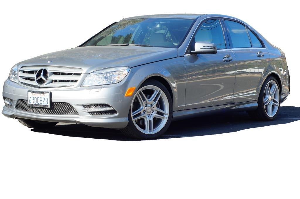 2011 Mercedes Benz 2.5L V6 C350 - 2,397 orig miles