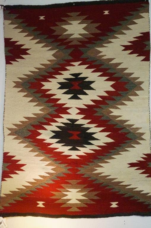 """Navajo Granada Rug 39"""" X 56"""""""