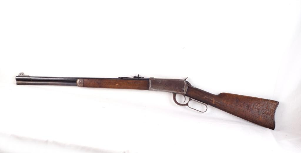 Winchester model 1894 30 WCF rifle #137374 Antique Pre