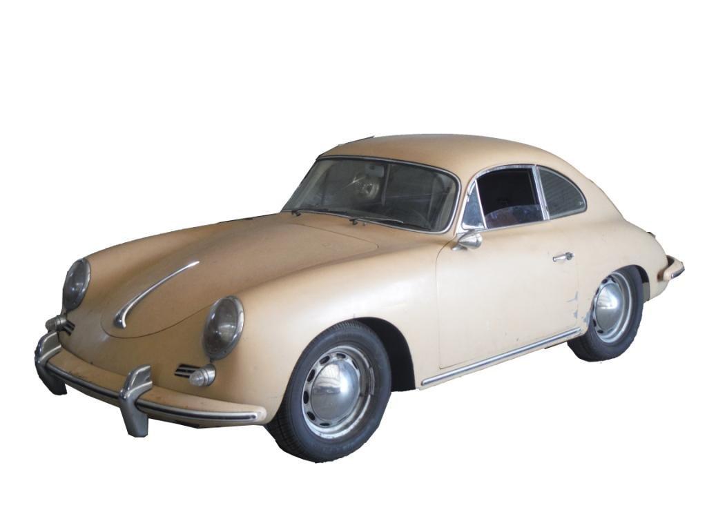 1960 Porsche 356B Coupe1600