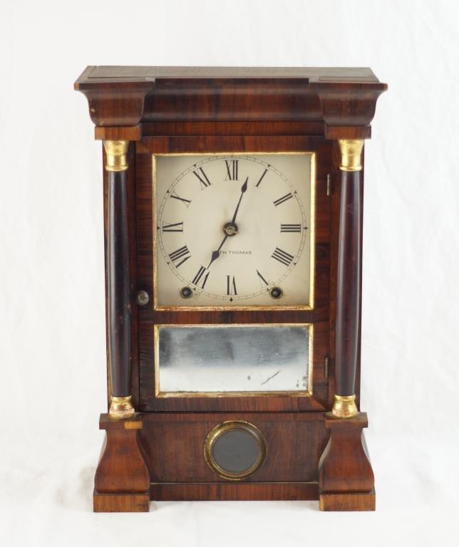 Seth Thomas antique OG clock