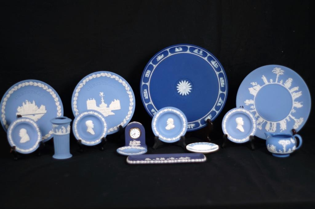 Wedgewood collection - app 14pcs