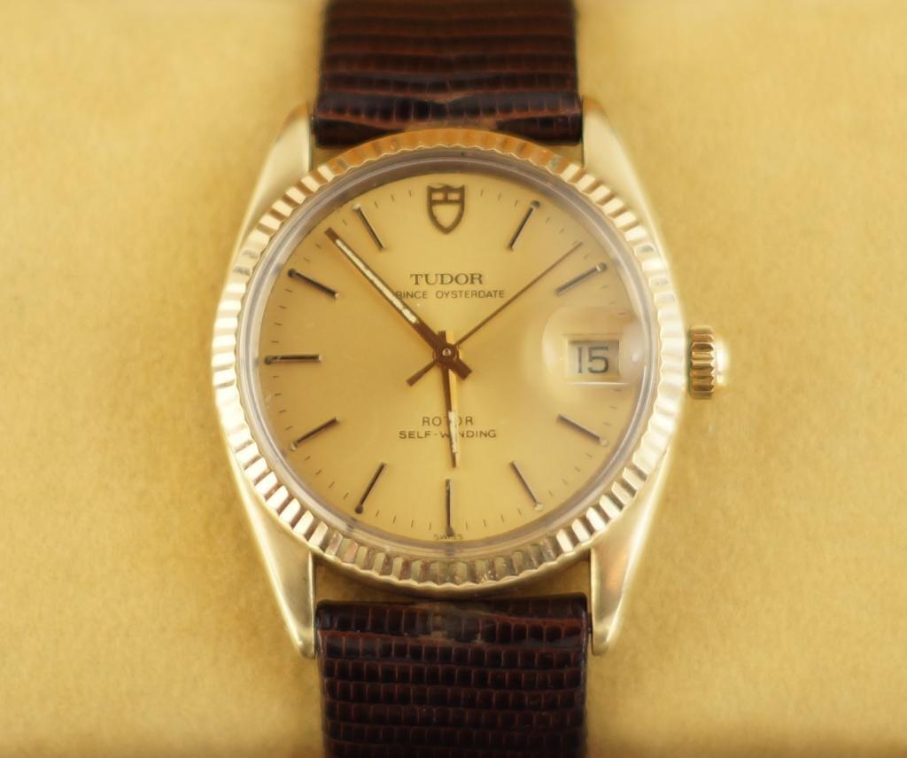 Rolex vintage Tudor Prince men's watch