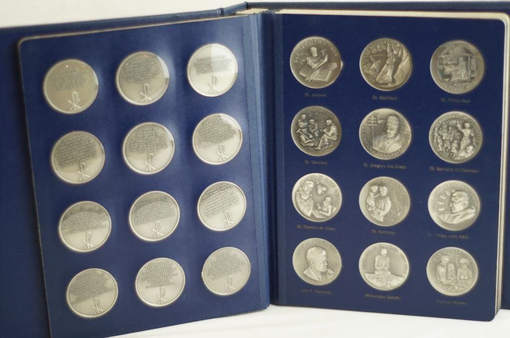 American mint coins - Heroes of God   -  60
