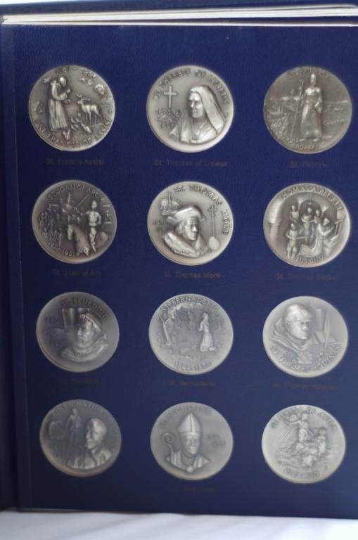 American mint coins - Heroes of God   -  60 - 3
