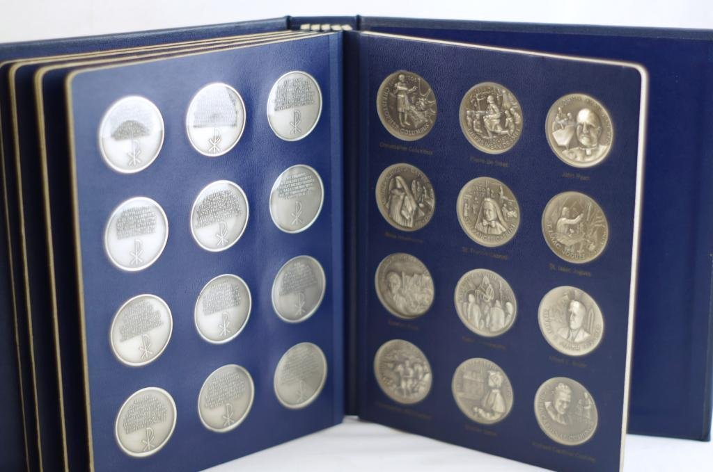 American mint coins - Heroes of God   -  60 - 6