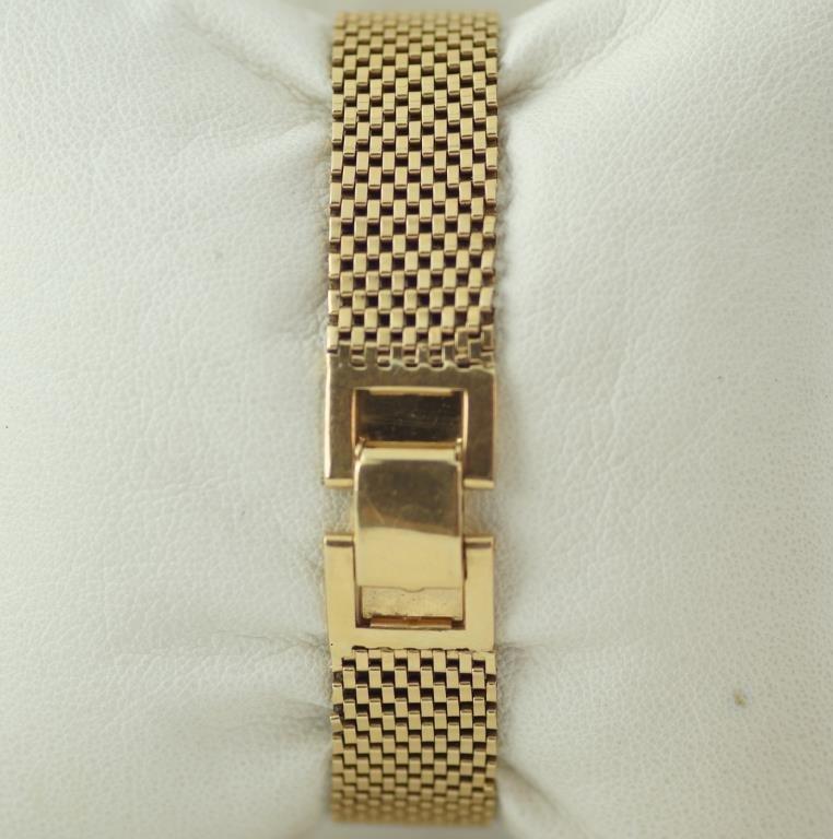 Vintage14kt gold ZentRa Incabloc Automatic Watch - 2