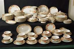 "Royal Staffordshire ""Renown"" china set"