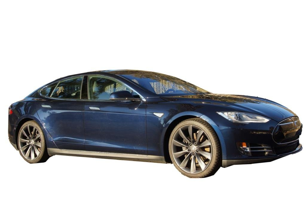 2013 Tesla S with 31,900 miles