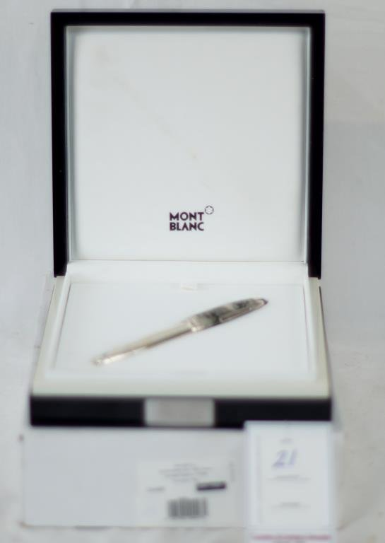 MONTBLANC SOULMAKERS 1906 PEN 100 YEAR ANNIVERSARY - 2