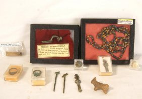 Ancient Near East Jewelry & Artifacts - Collection