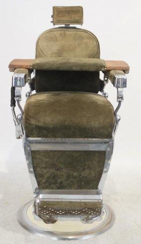 """reliance"" F & F Koenig Kramer Barber Chair"