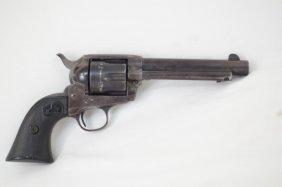 Antique Colt Saa #283032 .38wcf