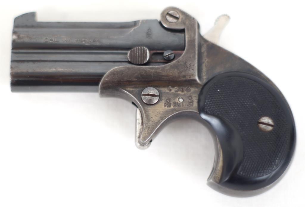 New - Derringer over under 38 special