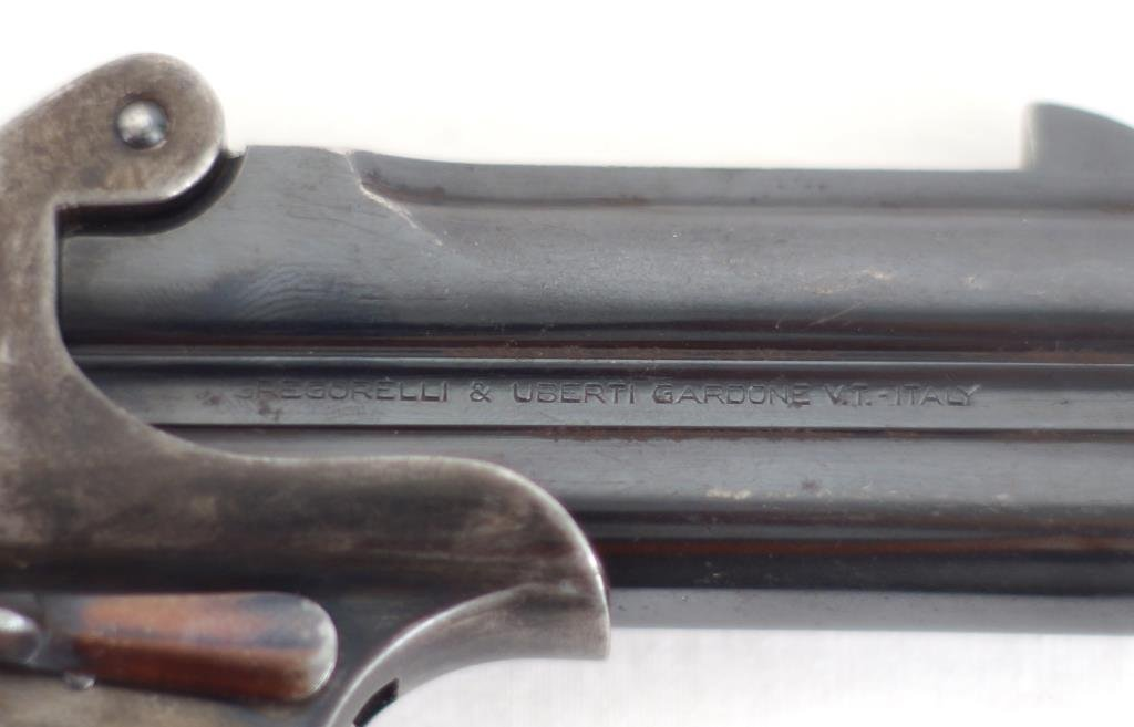 New - Derringer over under 38 special - 3