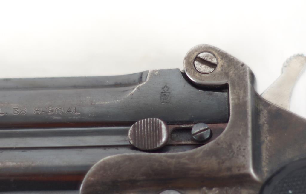 New - Derringer over under 38 special - 7