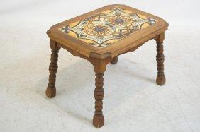 California 6 - Tile Top Table
