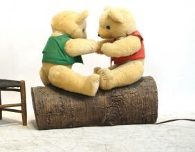 Child's Bears Toy Automaton
