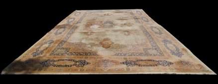 "Semi-Antique Persian Palace size rug 27' x 14'8"""