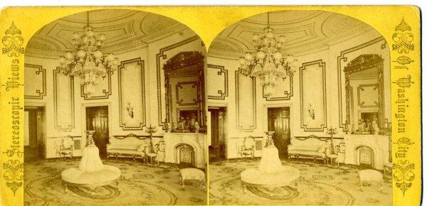 1043: Grant White House Photograph  UACC PADA