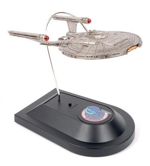 1437: Starship Enterprise Ornament UACC PADA
