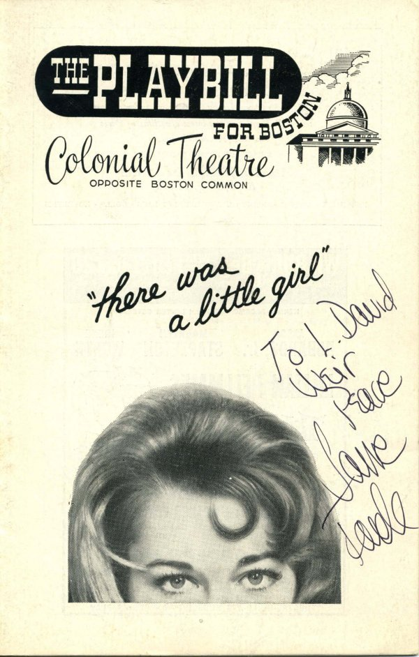 1470: Jane Fonda Signed Her First Stage Performance UAC