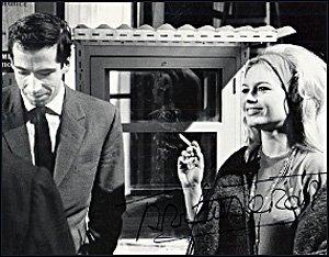 1442: 1442: Actress Brigitte Bardot Signed Photo UACC P