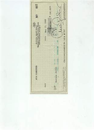 1463: Collection Checks Signed Check UACC PADA
