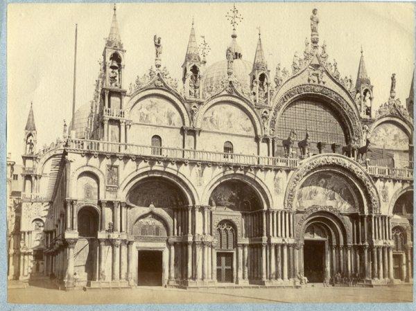 1856: 19th Century Venice 19th Century Photo UACC PADA